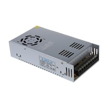Ca 110/220 V à DC 12 V 30A 350 W LED transformateur de tension UK