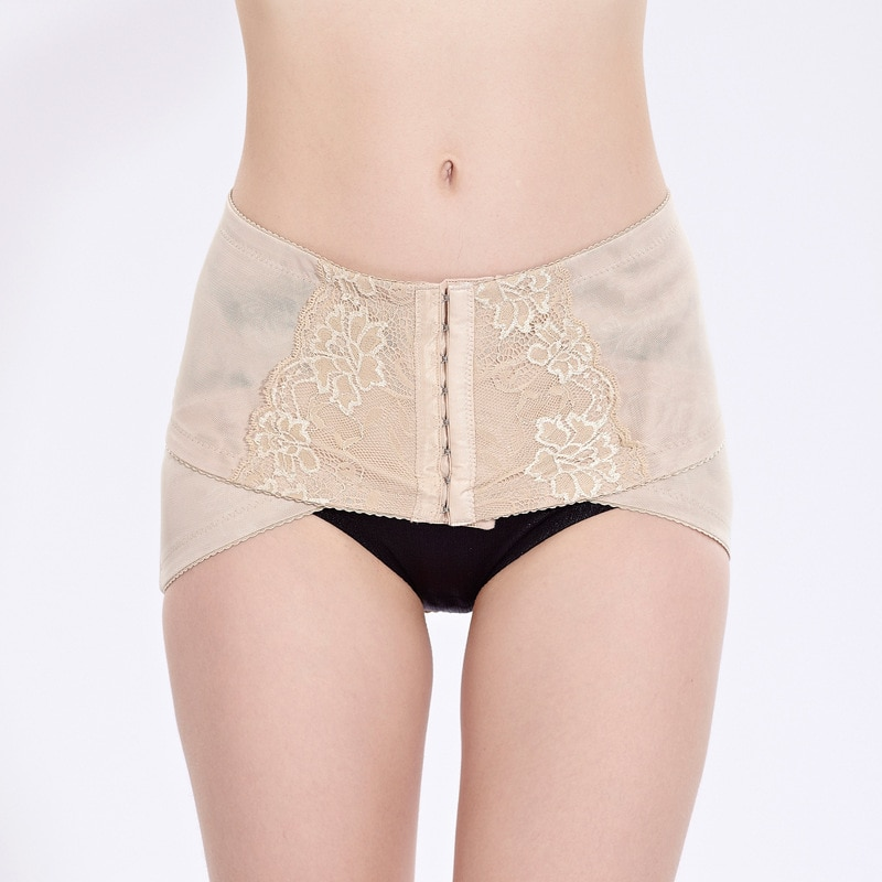 Newly Pelvis Correction Belt Hip up Women Postpartum Belly Wrap Belt DO99