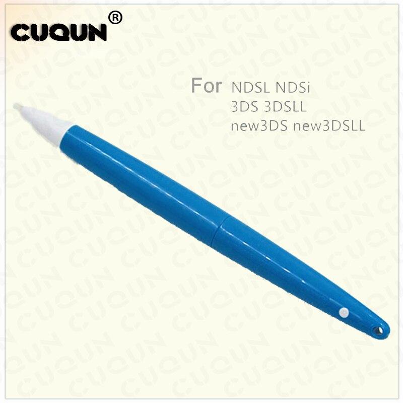 Especial Original Lápiz de pantalla táctil conjunto de lápiz para nuevos Nintend 3DS XL/LL Control de juego pluma para 3DS NDSLite Touch Pen para Nintend