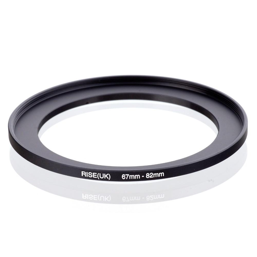 RISE original (UK) 67mm-82mm 67-82mm 67 a 82 anillo de aumento adaptador...