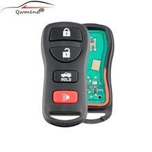 4Buttons 315Mhz Car Remote key Fob DIY For Nissan Altima 2002 2003 2004 2005 2006 2007 Original keys