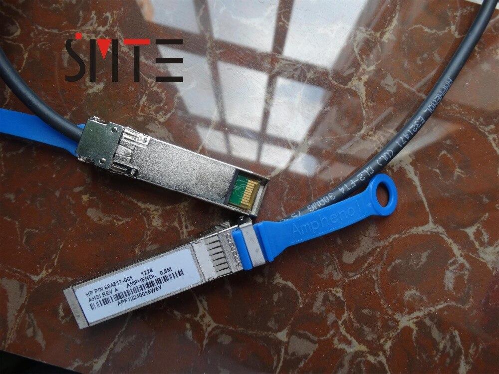 684517-001 AMPHENOL SFP + DAC cable 0,5 M