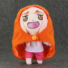 26 cm Himouto! Umaru-chan Sankaku tête Anime doux en peluche poupées cadeaux pour enfants