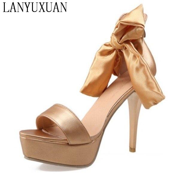 Zapatos de señora Tenis Feminino zapato Feminino talla grande 34-45 sandalias señoras zapatos de moda de mujer tacón alto mujeres bombas T868