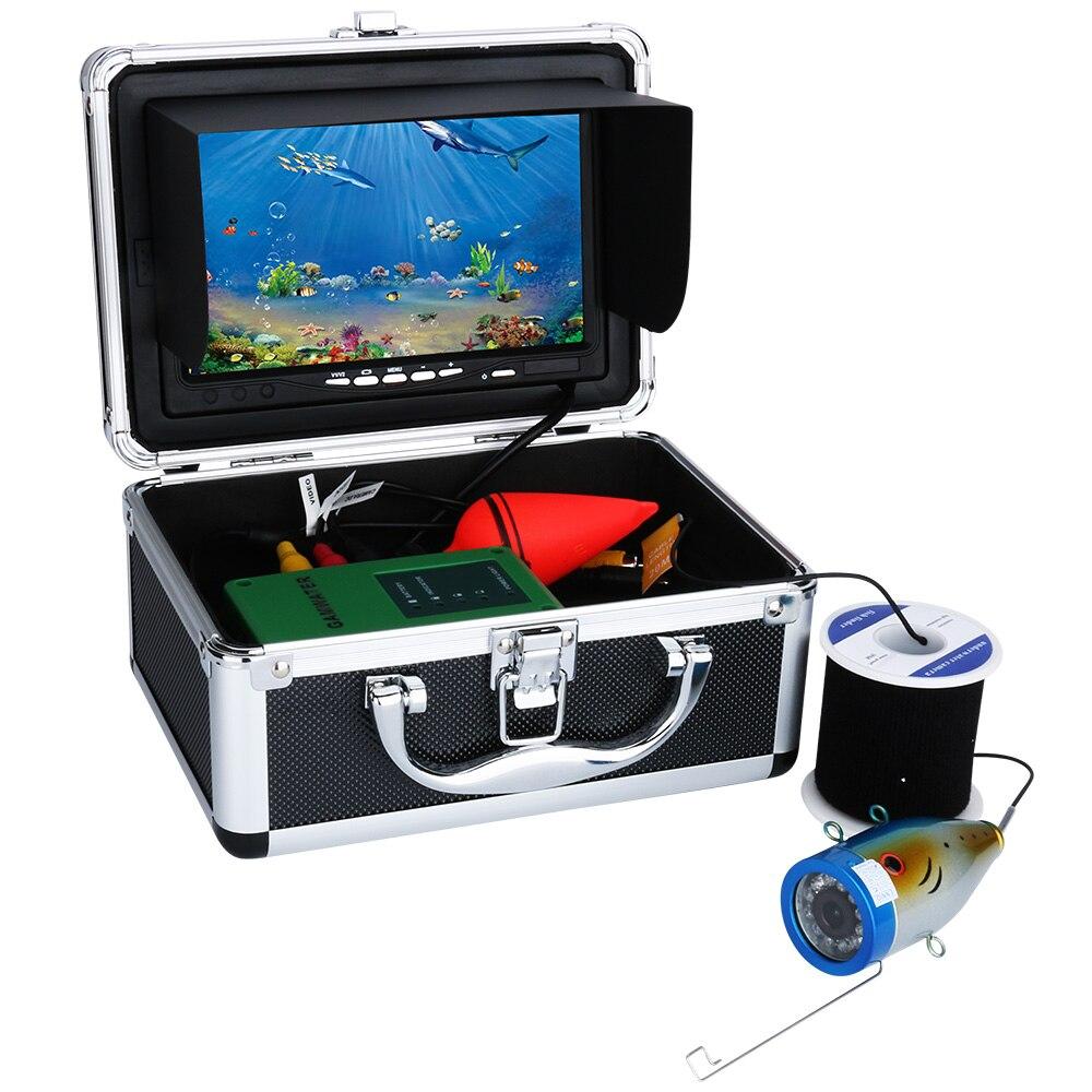 GAMWATER Underwater Fish Finder Fishing Camera 7