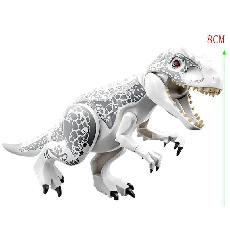 Парк Юрского периода, динозавры, индоминус Рекс, конструктор «сделай сам», динозавры, тираннозавр рекс, крошечные модели, строительные блоки, детские игрушки, творческие животные|Блочные конструкторы| | АлиЭкспресс