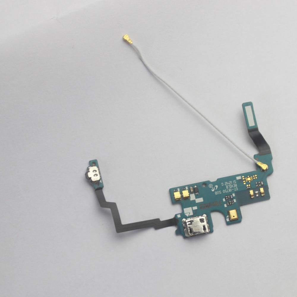 De carga Puerto USB Flex Cable para Samsung Ativ S i8750