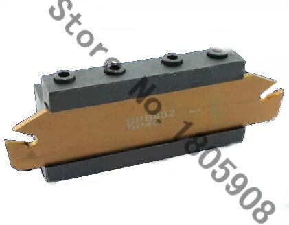 التسوق مجانا SMBB2032 الجزء معطلة كتلة مخرطة قطع أداة حامل حامل 20 مللي متر عالية شفرة 32 مللي متر أداة آخر ل آلة ، ل SPB32-2/3/4