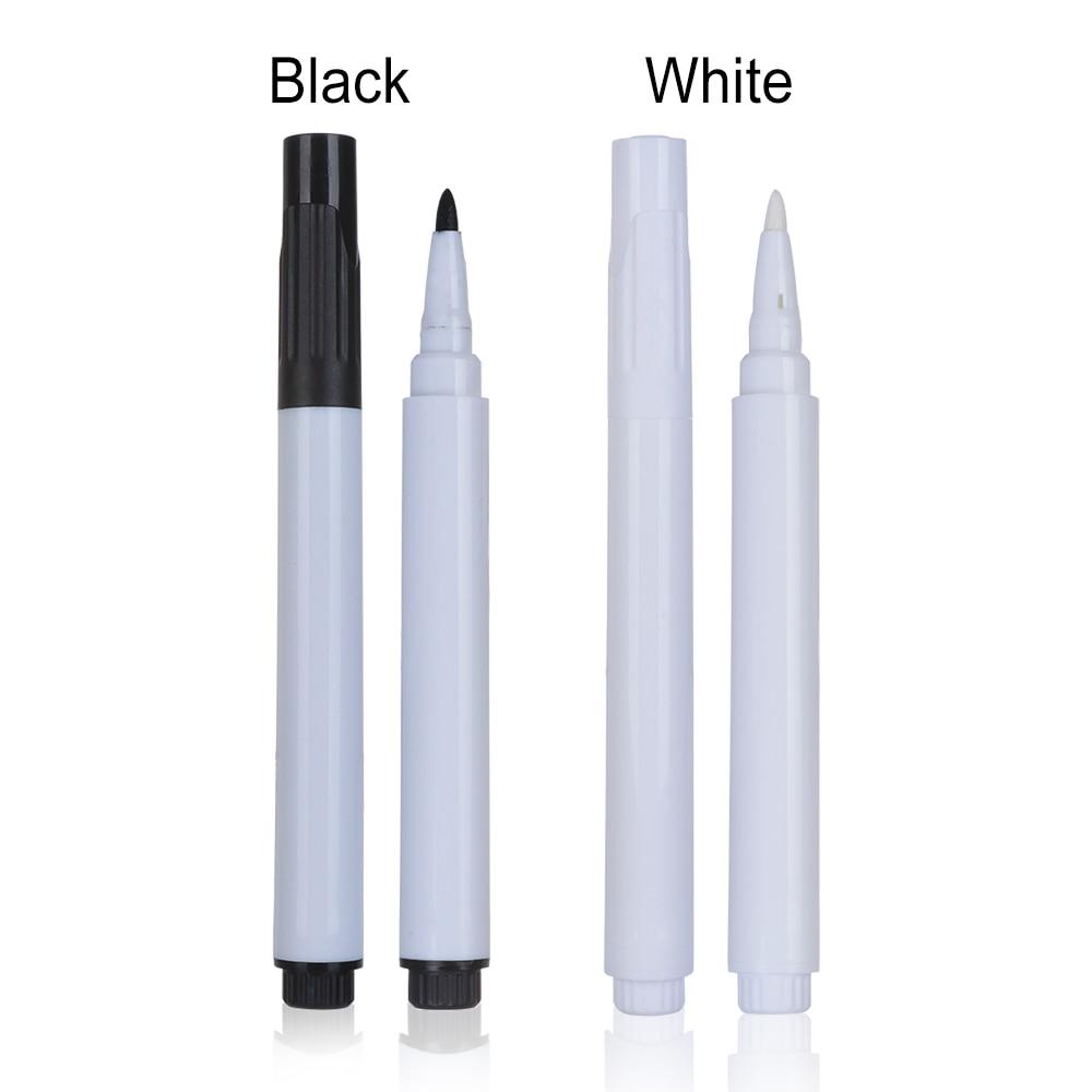 1 шт. белые жидкие Меловые карандаши наклейки для стен детская комната доска удобный съемный знак ручка школьные Канцтовары Жидкий Мел