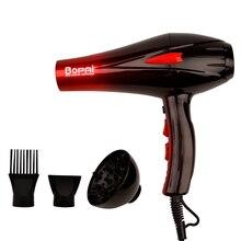 Professionele Föhn Salon Föhn Met Concentrator Diffuser Nozzle Sneldrogende Haarverzorging Blower Haardroger Styling Tool46