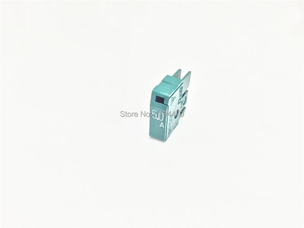 10 قطعة/الوحدة إنذار ديتو فيوز MP50 5a 5.0a 125 فولت fanuc cnc