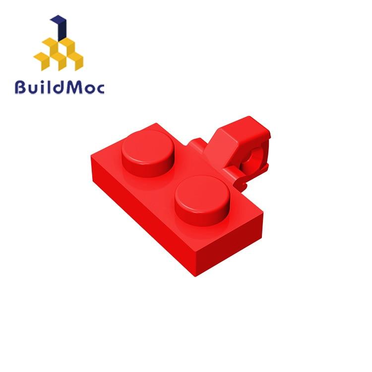 BuildMOC 44567 1x2 For Building Blocks Parts DIY LOGO Educational Tech Parts Toys