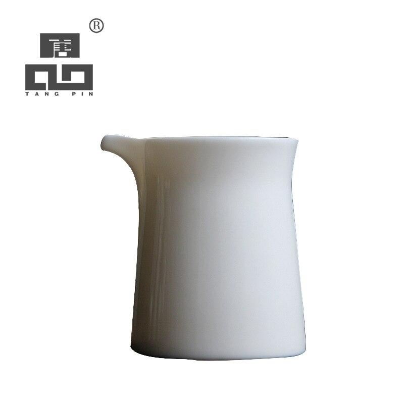 TANGPIN infusores de té de cerámica jarra de té blanco kungfú chino accesorios de té
