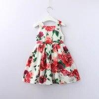 baby girls dresses baby girl summer princess dresses kids sling for girls flower dresses infantil menina vestido