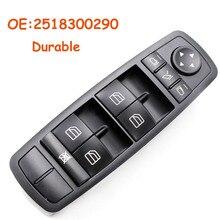 Interrupteur Durable pour vitres de voiture   A2518300290 pour mercedes-benz W164 GL320 GL350 GL450 ML320 ML350 ML450 ML500 R interrupteur pour vitres électriques de voiture 2518300290