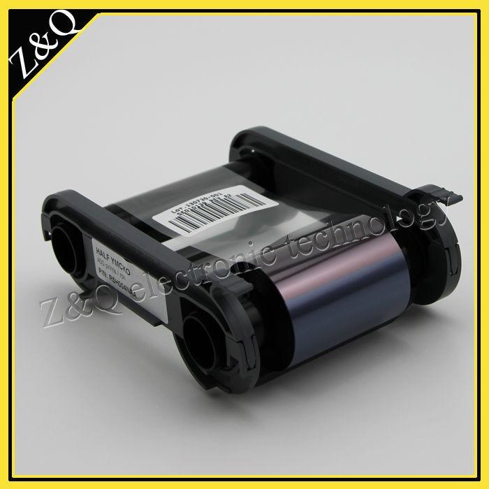 Evolis original R5H004NAA medio panel cinta de Color para usar con las impresoras Evolis-YMCKO-400 impresiones venta