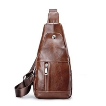 012118 new hot man chest bag male messenger bag