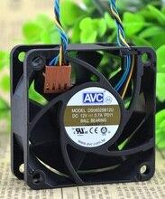 SSEA Новый оптовая продажа вентилятор охлаждения для AVC DS06025B12U P011 6025 12В 0.7A сервер инвертор Вентилятор охлаждения