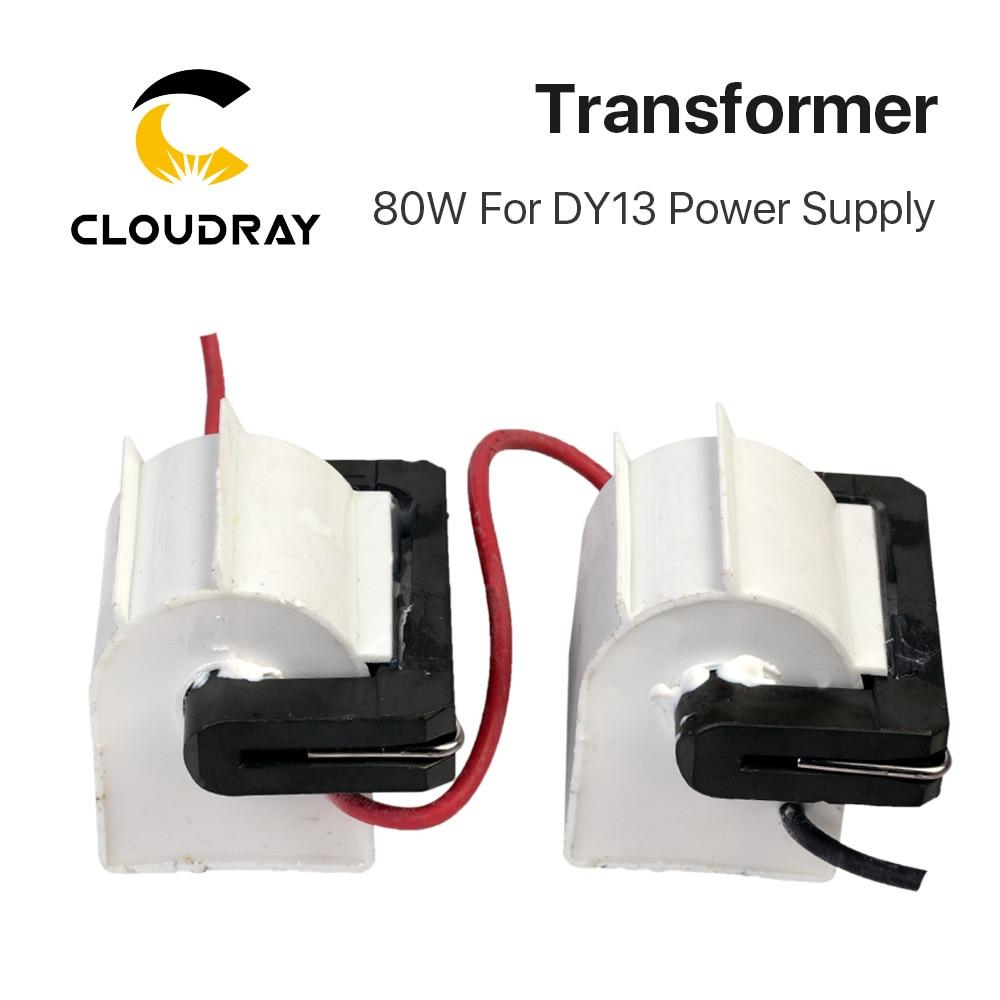 Cloudray-محول Flyback عالي الجهد ، مصدر طاقة ليزر RECI DY13 Co2