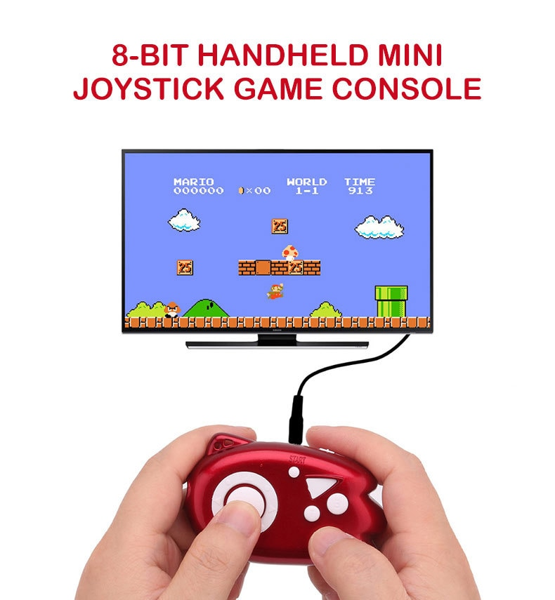 2018 caliente Mini clásico mando de juegos Consola de Videojuegos TV infancia AV construido-en 89 juegos Mini consola