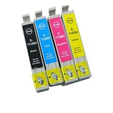 Vilaxh T0891 T0892 T0893 T0894 cartucho de tinta para Epson Stylus SX400 S20 SX100 SX105 SX200 SX205 X405 impresora