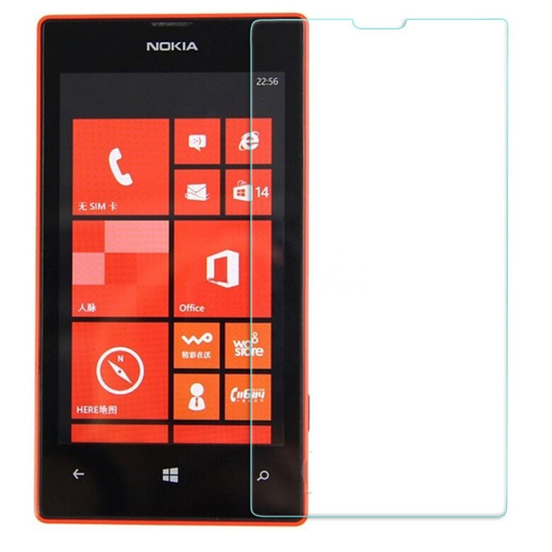 Vidrio Templado Premium para Nokia Lumia 520 525 526, Protector de pantalla,...