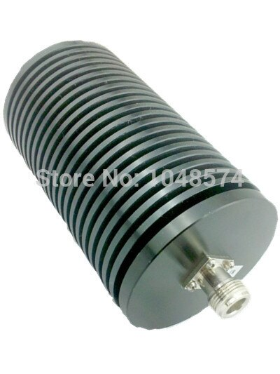 Conector N hembra a N Hembra 100W atenuador Coaxial RF, 3dB, 6dB, 10dB, 15dB, 20dB, 30dB, 40dB, 50dB, 60dB