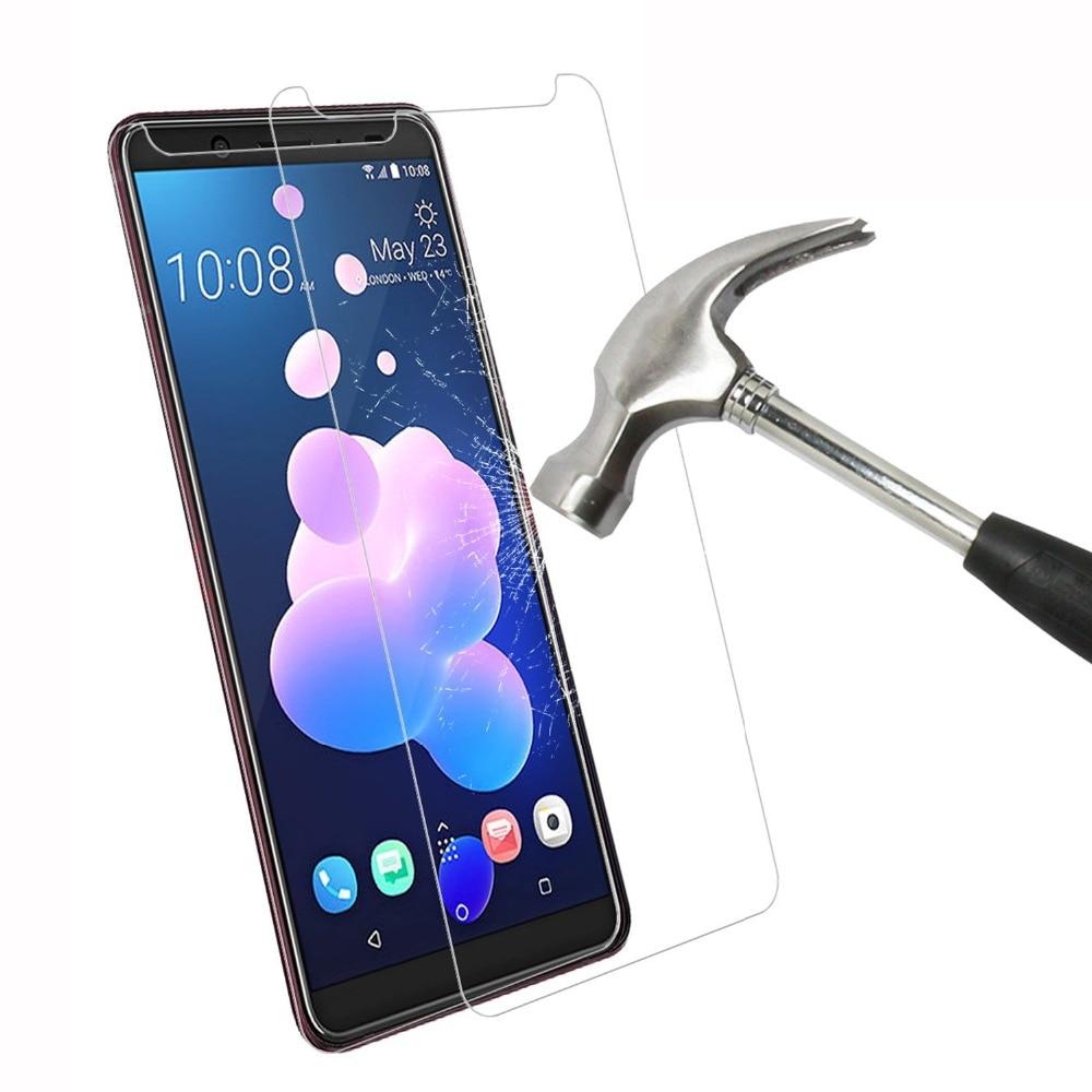 9H vidrio templado para HTC uno A9 A9S X9 X10 S9 Protector de pantalla para HTC uno Max Me T6 deseo 10 Evo 10 Pro película vidrio protectora