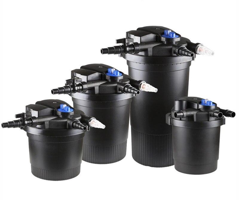 CPF 2500 5000 10000 15000 20000 30000 50000 filtro para piscina, filtro bio presión UV, filtro de CPF-2500 CPF-5000