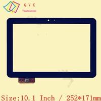 Черный для BQ EDISON 2 3 DE Quad 10,1 гибкий планшетный ПК емкостный сенсорный экран стекло дигитайзер панель Бесплатная доставка