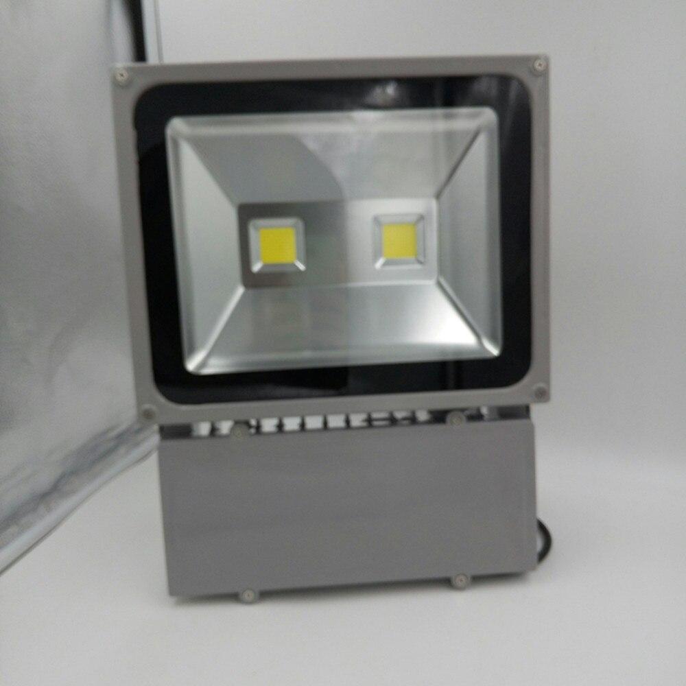 Foco Led de alta potencia de 4X 100 W, foco Led para exteriores, impermeable, AC85-265V IP65