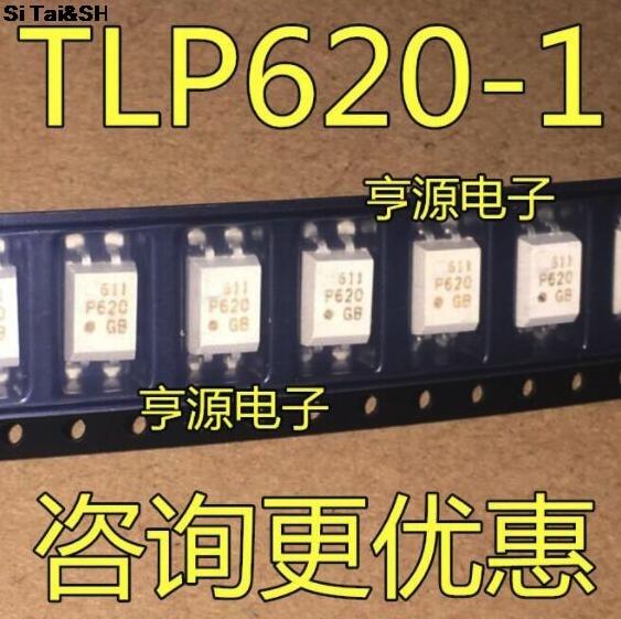 5 uds TLP620 P620 TLP620-1 TLP620GB SOP-4