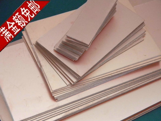 10 шт. односторонний ламинат с медным покрытием 15 х20 см 0 5 унций 1 мм|Жесткая ПП| |