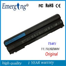 60WH Dorigine Nouvelle Corée Portable batterie dordinateur portable pour Dell Latitude E6420 E6430 E6520 E6530 E5420 E5430 E5520 E5530 N3X1D T54FJ