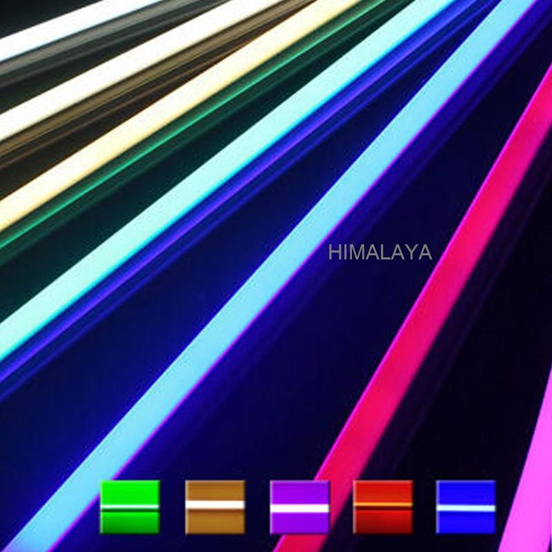 Toika, 25 unidades/lote, 3 pies, 15W, 900MM, T8 tubos de luz LED, gran brillo, Epistar 0,9 m, tubo colorido rojo, verde, azul, 25lm/AC85-265V PC