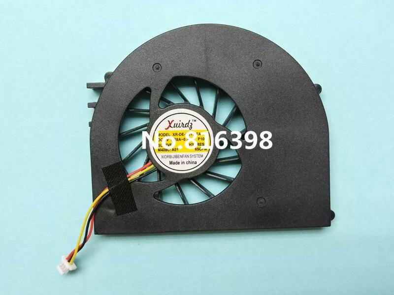 N5110 вентилятор новый вентилятор охлаждения ноутбука для DELL Inspiron 15R N5110