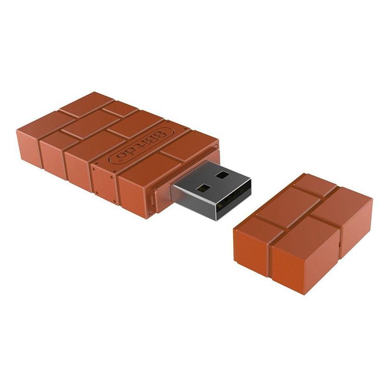 HobbyLane-Adaptador USB inalámbrico con Bluetooth, 8 bits, receptor de juegos para PS3,...