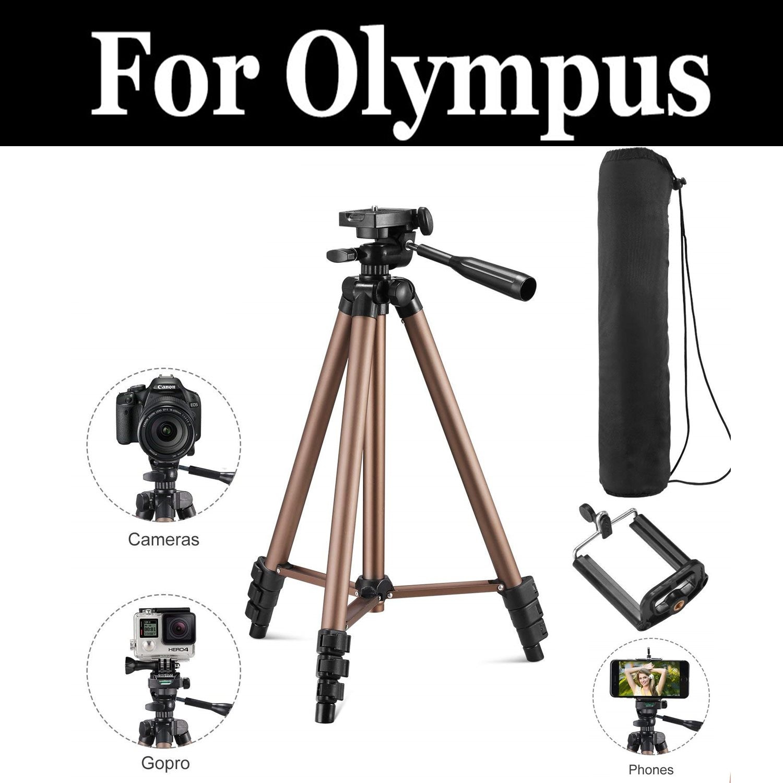 Ligero trípode de cámara portátil plegable para Olympus Pen E P3 P5 Pl1 Pl1s Pl2 Pl3 Pl5 Pl6 Pl7 Pl8 Pl9 Pm1 Pm2 pluma-F