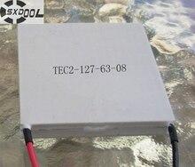 SXDOOL TEC2-15806 de refroidissement à 2 étages à plusieurs étages 6A 13.3V 41W 40*40*7.8mm module de refroidissement thermoélectrique plaque Peltier personnalisée