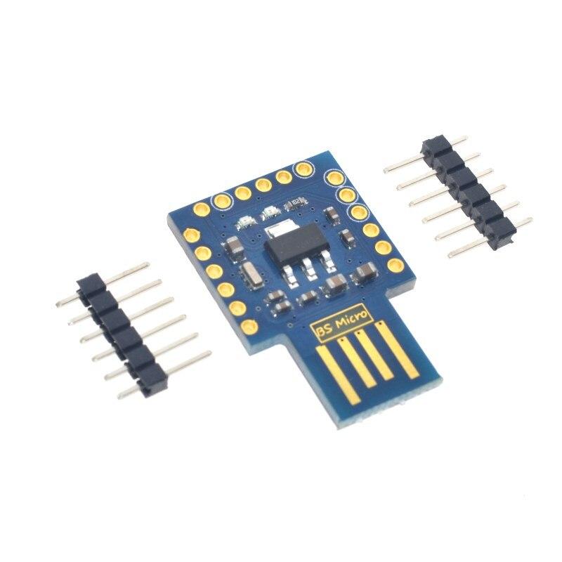 Mini BS Micro ATMEGA32U4 módulo Compatible para Pro Micro
