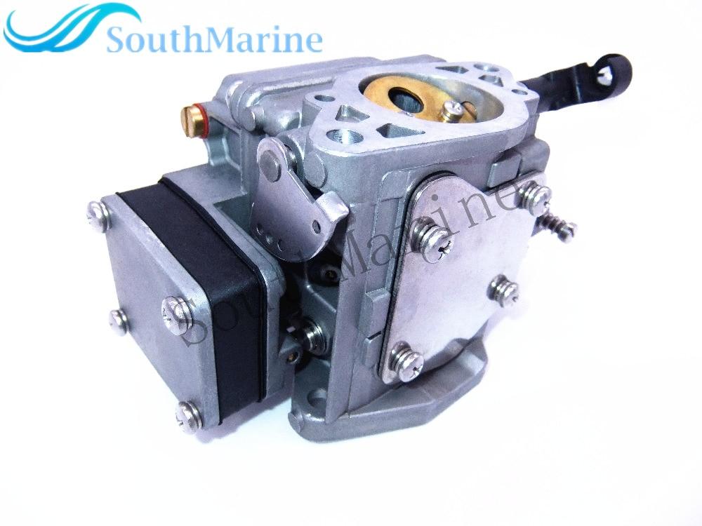 Barco de Motor fuera de borda T15-04060000 carburador Assy para Parsun HDX Makara 2-stroke T9.9 T15 BM