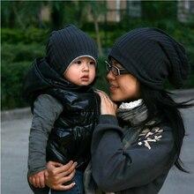Children Accessories Hot Sell Baby Infant Toddler Children Beanie Hat Warm Winter Cool Boys Girls Ca