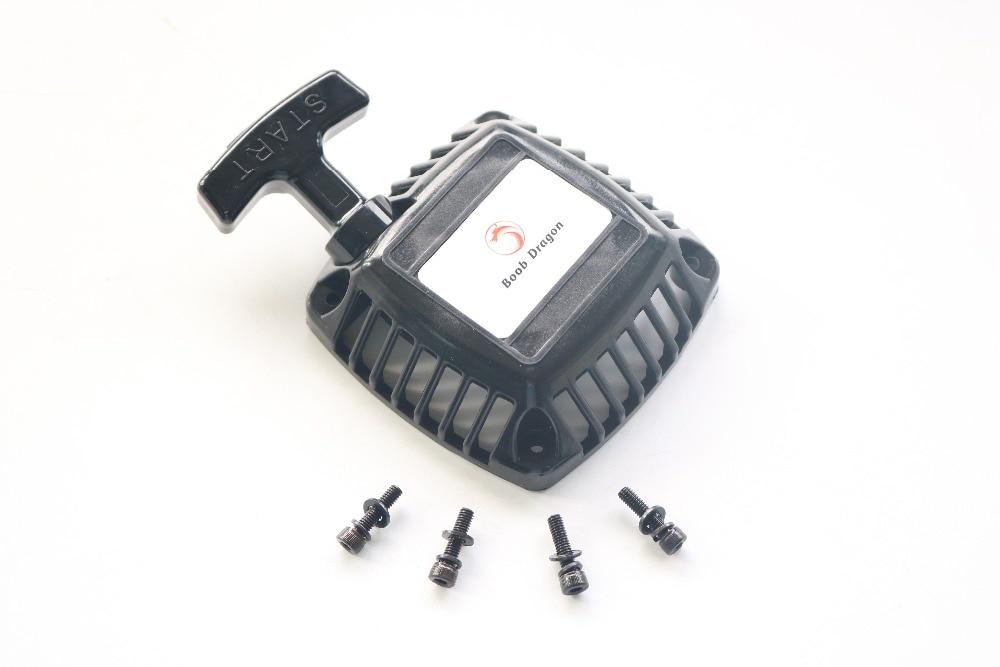 FVITEU Pull Starter with plastic core for 1/5 hpi baja 5B 5t 5sc Rovan King Motor