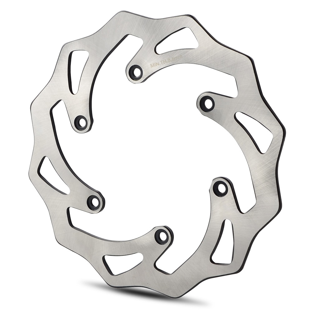 bikingboy front brake disk rotor for cagiva mito planet raptor supercity 125 sp525 ev river 600 91 92 93 94 95 96 97 98 99 00 10 NICECNC Front Rear Brake Disc Disk Rotor For KTM SX SXF XC EGS EXC XCF XCW Freeride SIX Days 125 150 200 250 300 350 450 500