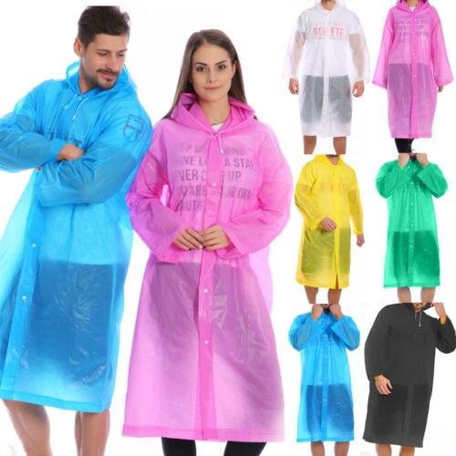 Модный женский дождевик EVA, утолщенный водонепроницаемый дождевик для женщин, прозрачный водонепроницаемый дождевик для кемпинга, костюм