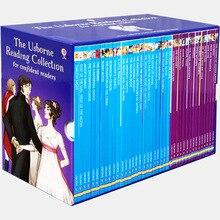 40 livres/ensemble la Collection de lecture Usborne pour les lecteurs confiants ma quatrième bibliothèque de lecture apprendre le livre dhistoire en anglais