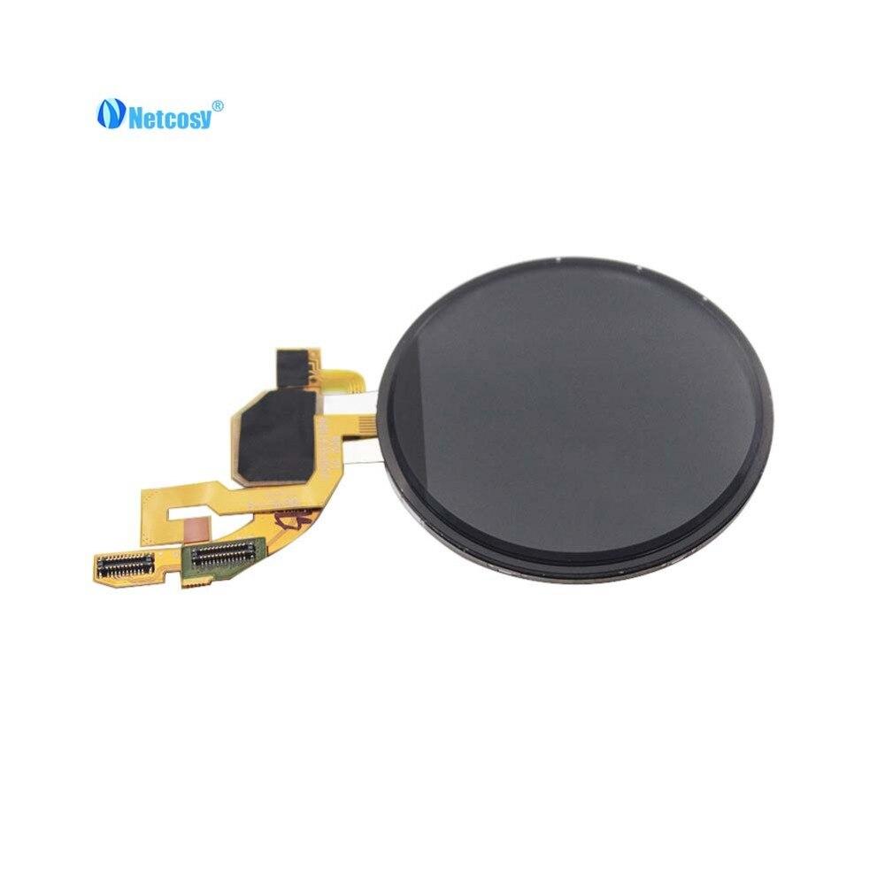 Netcosy para Moto 360 1st Gen LCD pantalla + MONTAJE DE digitalizador con pantalla táctil pieza de reparación para Motorola Moto 360 46mm Gen LCD pantalla