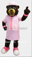 Newark bears mascotte costume personnalisé fantaisie costume anime cosplay kits mascotte thème fantaisie robe carnaval costume