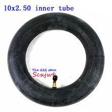 Inner Tube 10X2.50 10x2.5 Tube Inner tire with bent valve For Baby Stroller Pram Scooter 10 Inch tyre inner tube