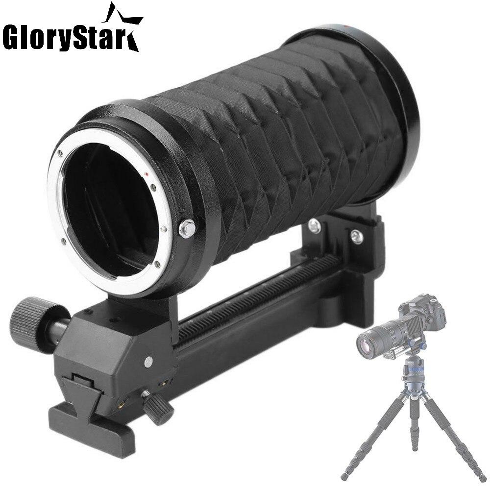 Macro extensión Close-up doble fuelle Macro fuelle para Canon montura EF DSLR cámaras